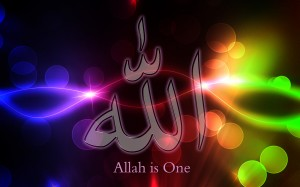 Allah-is-One-Wallpaper